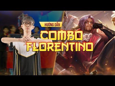 BronzeV Hướng Dẫn Múa Kiếm Bằng Florentino Như Game Thủ Chuyên Nghiệp