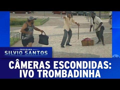 Câmera Escondida (16/10/16) - Ivo Trombadinha