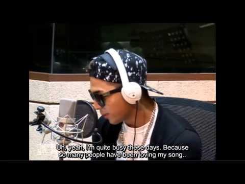 sub Taeyang on Dreaming Radio part 1&2