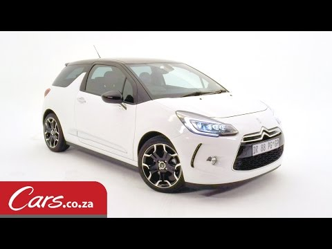 New Citroen DS3 Sport - 10 Things To Know About The Mini Cooper Rival