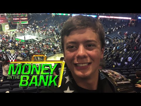 WWE Money in the Bank 2018 Vlog
