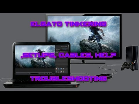 Elgato Game Capture HD: Troubleshooting, Clarification, and Setup (Xbox 360 + PS3)