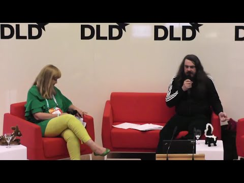 Artist's Talk (Jonathan Meese) I DLD Campus