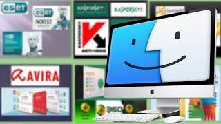 антивирусы для Mac. Выбор Хакинтошников. AntiVirus for Mac 2019