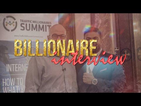 Shaq Interviews Billionaire Jeff Hoffman • Founder of Priceline.com • Shaq Interviewed