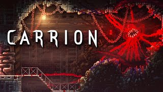 Carrion - Exclusive First 25 Minutes of Monster Massacre Gameplay