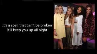 Repeat youtube video Little Mix - Black Magic - Lyrics