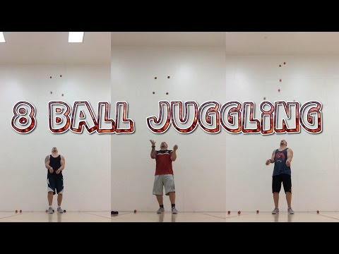 8 Ball Juggling