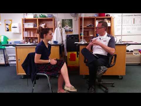 Monclova Christian Academy Teacher Interview