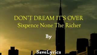 Download lagu Don t dream it s over Sixpense none the ritcher MP3