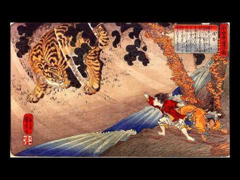 Nihon Minyo Kumikyoku Dai Ichi-Ban (Ukiyo-e)