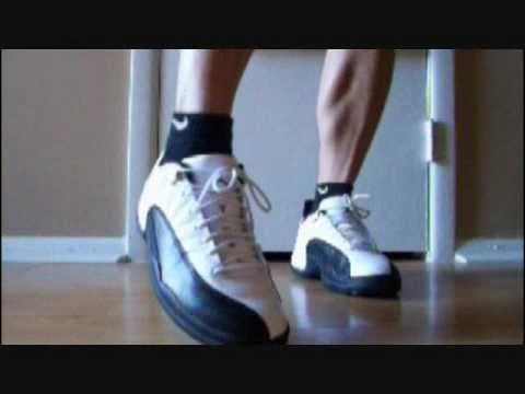 AIR JORDAN 12 LOW TAXI - YouTube 3ddfd70dd148