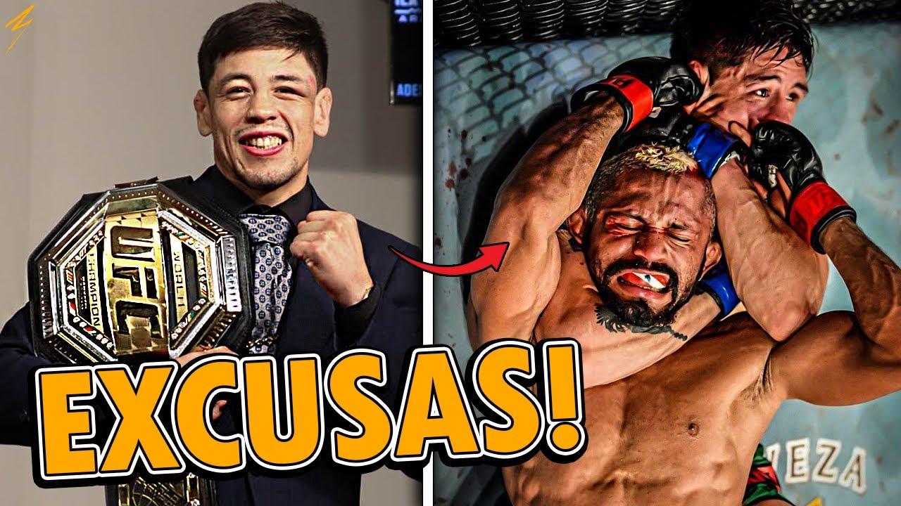 Brandon Moreno QUIERE llevar UFC a México, Figueiredo EXIGE REVANCHA tras UFC 263 | Vettori DECLARA