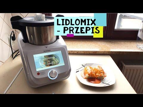 LIDLOMIX Przepis:  Gołąbki z mięsem i ryżem   Monsieur Cuisine Connect Gołąbki jak u babci?