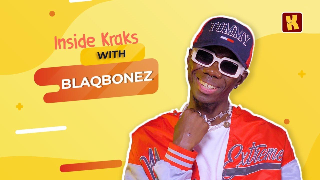 Download BLAQBONEZ Answers Fun Questions On Inside Kraks
