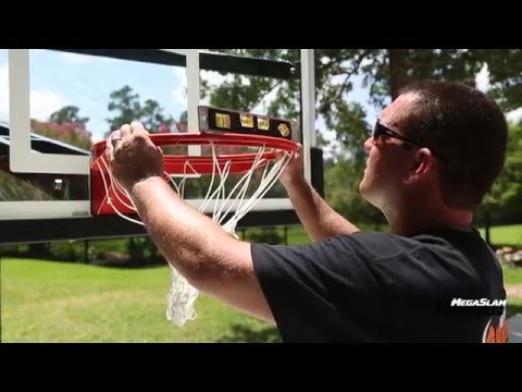 How to Install a Basketball Hoop- Part 2 - Mega Slam Hoops