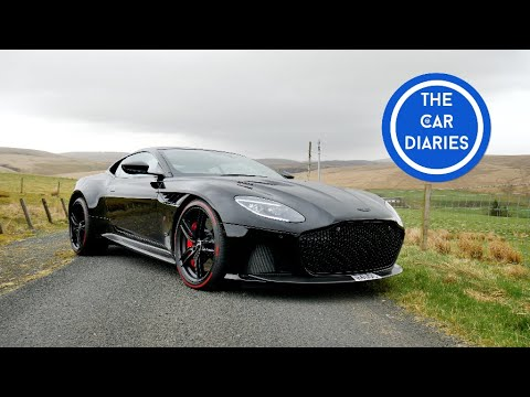 World Exclusive 1 Of 50 Aston Martin Dbs Superleggera Tag Heuer Edition Review And Test Drive Youtube