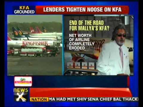 Kingfisher Pilots Threaten To Go On Strike Over Salary Non-payment - NewsX