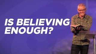 Is Believing Enough? l FHA Series l 16 May
