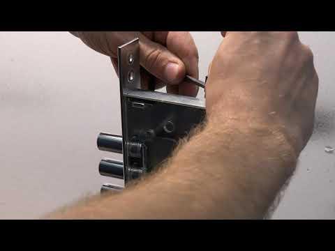Самоимпрессия KALE   Вскрытие замка кале KALE 4+4 методом самоимпрессии.