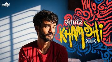 Ritviz - Khamoshi | with @Karan Kanchan | Official Music Video