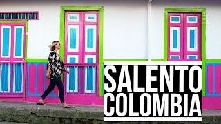 SALENTO, COLOMBIA VISUAL VLOG | Eileen Aldis