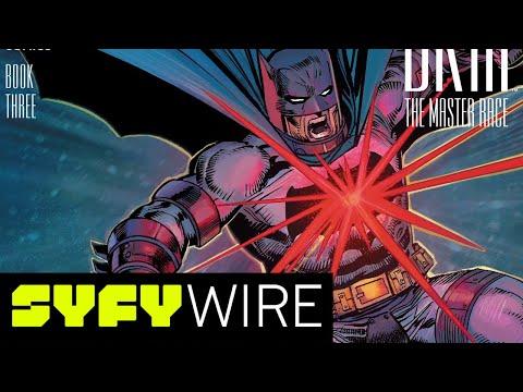 Frank Miller talks Superman and Dark Knight III: Master Race | SYFY WIRE