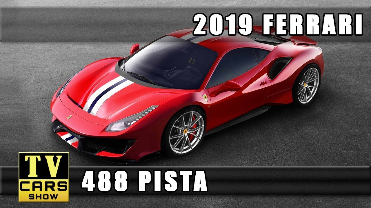2019 ferrari 488 pista release dates and prices