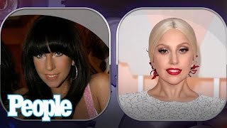 Lady Gaga's Evolution of Looks | Time Machine | PEOPLE