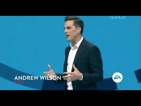 CEO EA Andrew wilson gave me cancer: EA E3 Peconference 2018