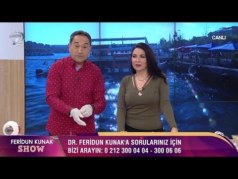 Dr. Feridun Kunak Show - 12 Kasım 2018