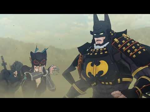 Batman Ninja (2018) Hollywood Movie Animation Trailers