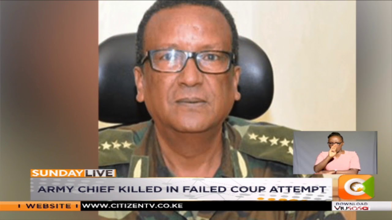 Image result for ethiopia coup