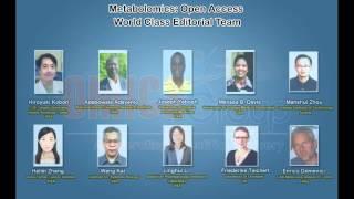 Metabolomics: Open Access Journal   OMICS Publishing Group