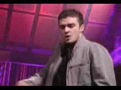 Justin Timberlake  Like i love you  on Last Call