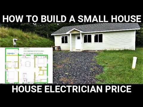 Small House Electrician Price
