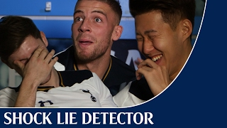Shock Lie Detector | ft. Toby Alderweireld, Heung-Min Son and Ben Davies