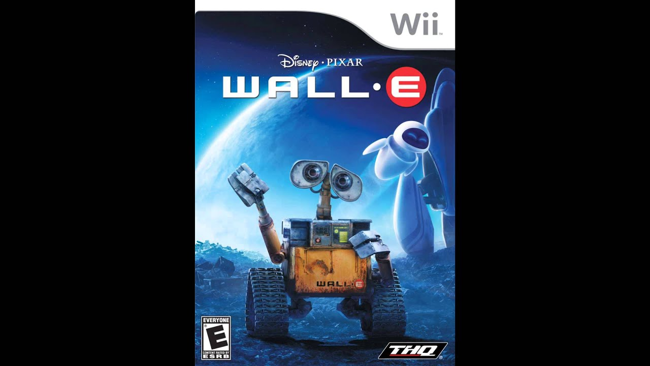 WALL•E The Video Game Sound Effects - Wall-E's Voice 1