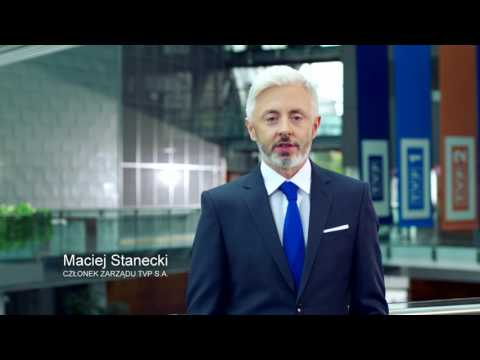 Zaproszenie na 9. Warsaw International Media Summit - Maciej Stanecki, Członek Zarządu TVP