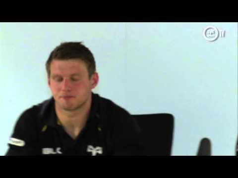 Ospreys TV: Gruff and Dan Post Treviso Press Conference