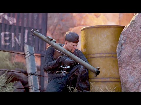 Call of Duty: WW2 Shadow War DLC Trailer thumbnail