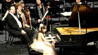 Umi Garrett plays Liszt