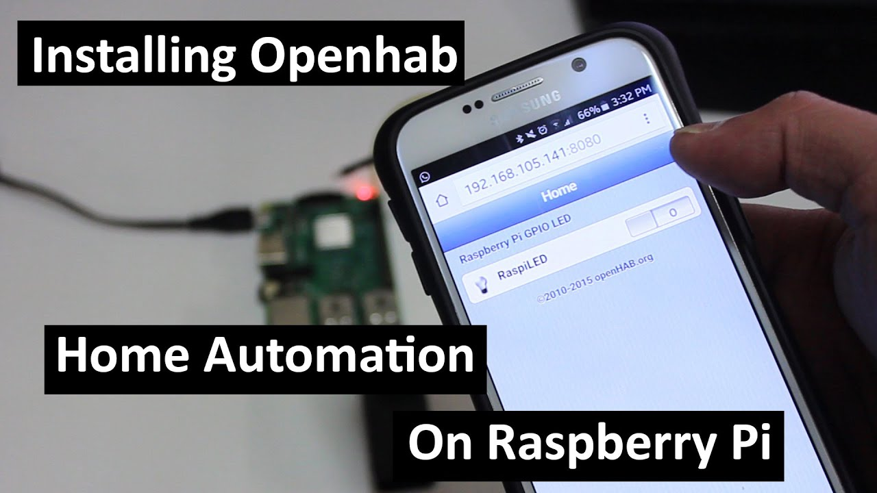 Installing Openhab Home Automation On Raspberry Pi Youtube Setting Up A Virtual 3 Way Switch My Project