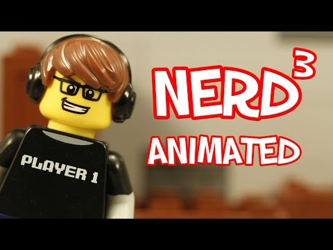 LEGO NerdCubed Animated (feat. Emma Blackery)