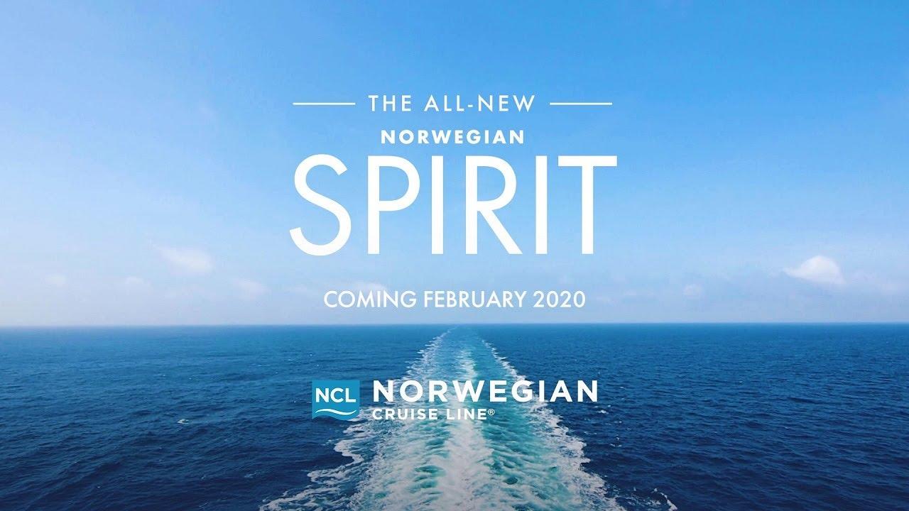NCL ノルウェージャン スピリット号の紹介