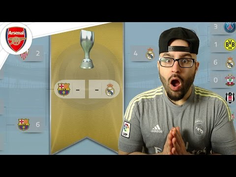 ACCEPTING THE REAL MADRID JOB?! - Arsenal Career Mode FIFA 16 #32