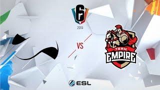 Six Invitational 2019 qualifiers - EU - Team Empire vs. LeStream Esport