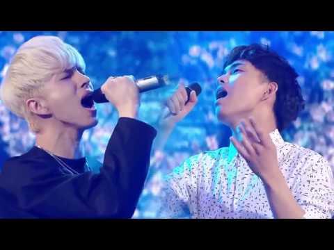【中字歌詞�29〔二重唱歌謠祭Duet song festival 〕듀엣가요제 VIXX Ken&崔相燁(최상엽) - 빗속에서 在雨中(the midst of rain)