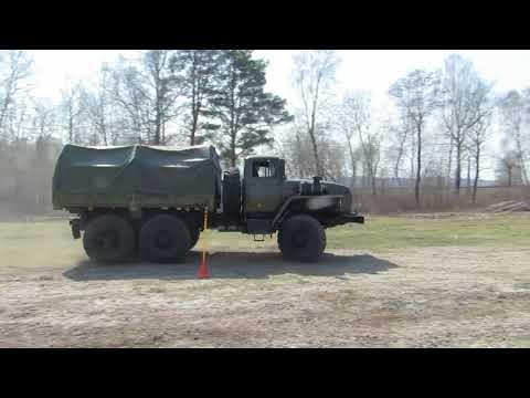 Армейский конкурс «Мастера автобронетанковой техники» (Белгород)