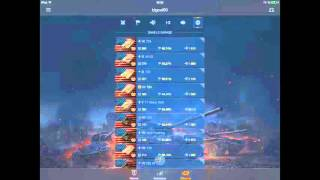 World of tanks blitz Nouvelle application (Blitz Assistant)